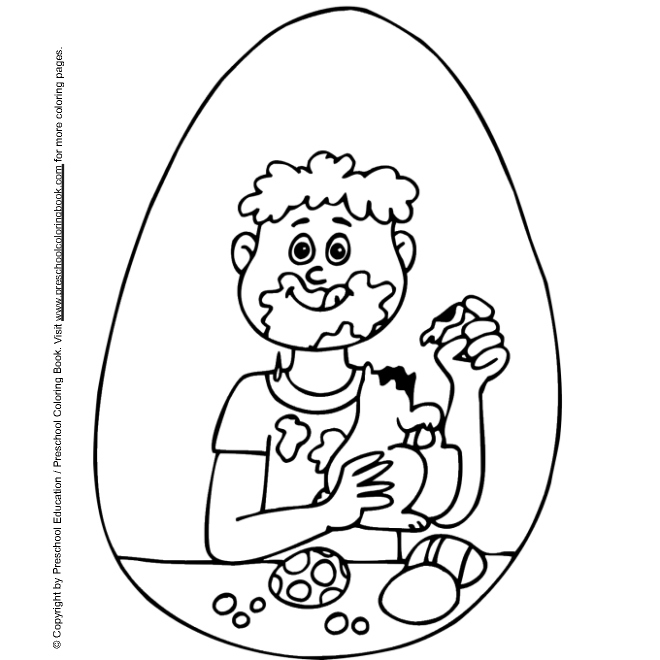 Www Preschoolcoloringbook Com Easter Coloring Page Coloring Pages 6 490x521