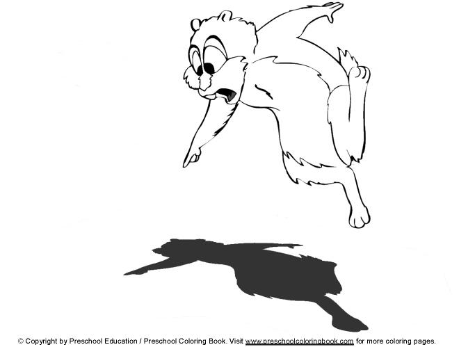 wwwpreschoolcoloringbookcom groundhog day coloring page