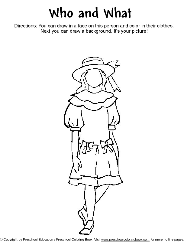 naked coloring pages - photo #12